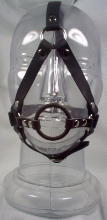 O-Ring Gag w/ Headstrap
