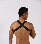 YUL Leather Chest Harness